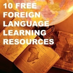 10 Free Foreign Language Learning Resources | Languages & e-Learning 2.0 | Scoop.it