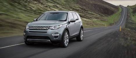 Land Rover : le Discovery Sport succède au Freelander | Actu automobile | Scoop.it