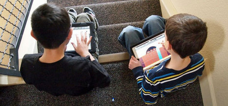 Tablets for Fifth Graders? Teachers Try Different Tactics | Blended Learners | Scoop.it