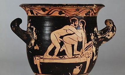 A Few Dirty Poems from the Greek Anthology | LVDVS CHIRONIS 3.0 | Scoop.it