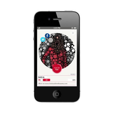 iPhone y arte, por Vuitton y Kusama. | ARTE, ARTISTAS E INNOVACIÓN TECNOLÓGICA | Scoop.it