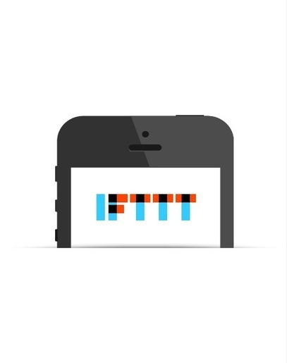 Introducing IFTTT for iPhone | I love If This Then That! | Medical Apps | Scoop.it