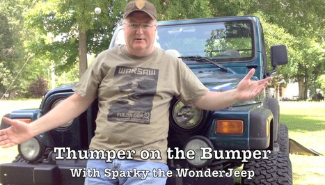 A NEW Thumper on the Bumper - with a Special Shoutout for ROBO MURRAY! | Thumpy's 3D House of Airsoft™ @ Scoop.it | Scoop.it