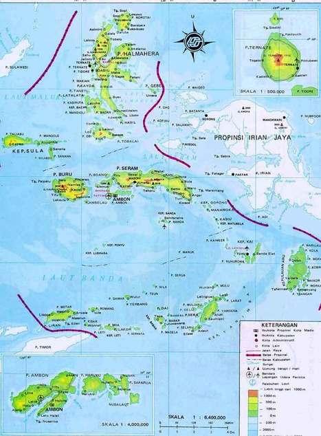 Daftar Tempat wisata di Pulau Maluku | Tempat Wisata di Indonesia | Scoop.it
