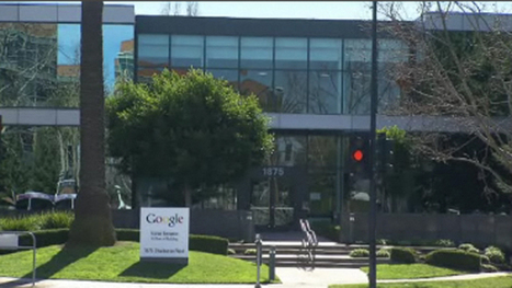 Google's crazy idea: balloon-powered Internet   Google   Scoop.it