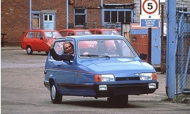 How we made the Reliant Robin - The Guardian | Plastics in Art | Scoop.it
