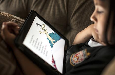Enfant et écrans: comment trouver le bon équilibre | Santé de l'enfant et du nourrisson | Scoop.it