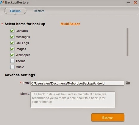 Advanced PC Manager For Your Android – MoboRobo | TrickFlu | TrickFlu | Scoop.it