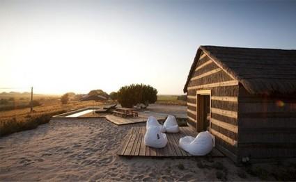 CasasNaAreia : Une maison sur la plage au Portugal | Tendances qui m'intéressent | Scoop.it
