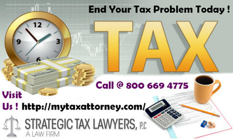 Tax Relief Attorneys in Los Angeles   Law Tips to Eliminate Tax Problem   Scoop.it