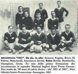 Storia dell'Ancona Calcio | Le Marche un'altra Italia | Scoop.it