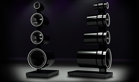 Stealthy Speakers | Art, Design & Technology | Scoop.it