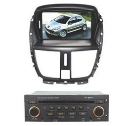Autoradio PEUGEOT 207 DVD GPS IPOD PIP Bluetooth DVB-T Ecran tactile   poste radio automobile,achat poste radio   Scoop.it