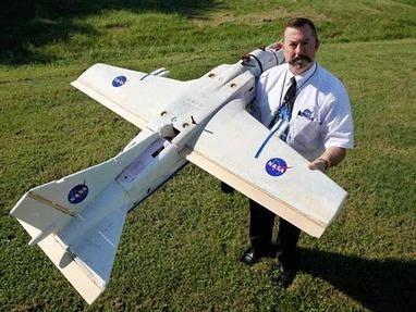 La NASA développe un drone anti-feux de forêts | Vous avez dit Innovation ? | Scoop.it