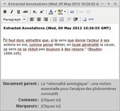 Désactiver la correction orthographique dans Zotero | Zotero | Scoop.it