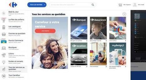 Le nouveau Carrefour.fr : rationalisé... mais toujours trop compliqué | Transformation digitale - Evolution numérique de l'entreprise | Scoop.it