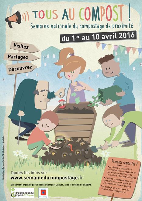 Atelier de compostage à Lannemezan le 9 avril | Vallée d'Aure - Pyrénées | Scoop.it