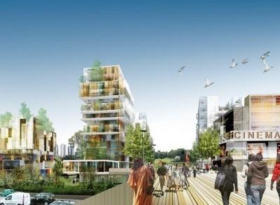 Un parc habité pour vivre et construire différemment le Grand Paris | biodiversité en milieu urbain | Scoop.it