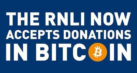 RNLI now accepts donations in digital currency | RNLI | Nonprofit | Scoop.it