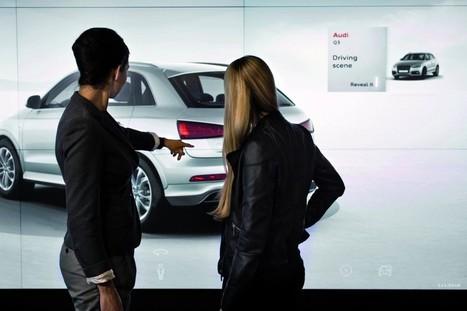 Razorfish + Emerging Experiences - Audi City: Inventing the Dealership of the Future   Expertiential Design   Scoop.it