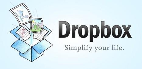 DropSpace: backups del contenido de la tarjeta SD en Dropbox | Las TIC y la Educación | Scoop.it