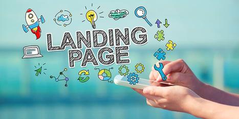 10 Ejemplos de Landing Pages que generan Leads | FujiX | Scoop.it
