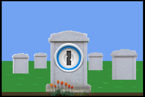 8 ways the password is dying | Higher Education & Information Security | Scoop.it