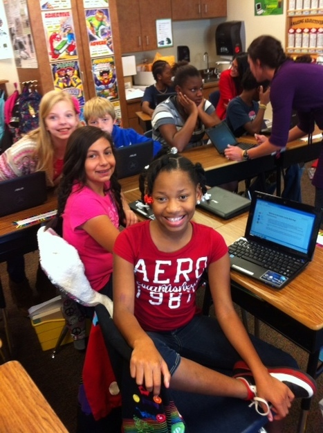 Fifth-graders discuss 21st century skills | Emporia Gazette | Into the Driver's Seat | Scoop.it