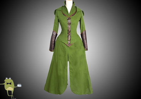 The Hobbit Tauriel Cosplay Costume for Sale | Anime Cosplay Costumes | Scoop.it