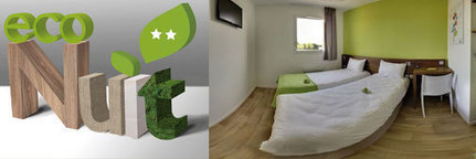 EcoNuit, des hôtels écologiques et économiques, c'est possible !   F A I R E   Scoop.it