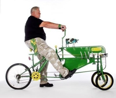 John Deere Bike | Velo et Design | Scoop.it