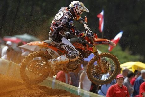 Why KTM's Ken de Dycker is looking forward to Uddevalla? | FMSCT-Live.com | Scoop.it