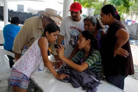 Humanitarian aid is as close as your phone | ITU headlines | Scoop.it