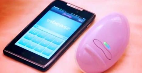 iPhone 5 et sex toy vibrant, le combo gagnant pour une relation à distance ?   meltyFashion   Produit du mois   Scoop.it