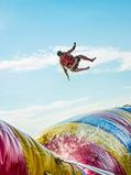 Blob Jump | faire du sport autrement | Scoop.it