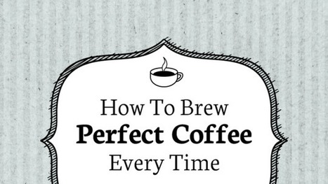The Basics of Five Popular Coffee Brewing Methods | Coffee News | Scoop.it