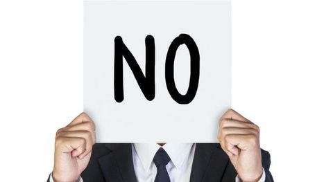 Aprender a decir que no sin culpa ni miedos - Dia a Dia | DIFERENTES TIPOS DE COMUNICACION | Scoop.it