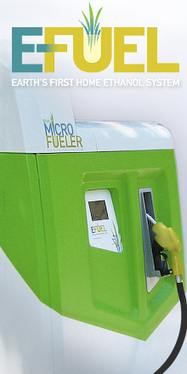 EFuel100, Earth's First Home Ethanol System, a Product of E-Fuel Corporation | Retail Fuels OI | Scoop.it