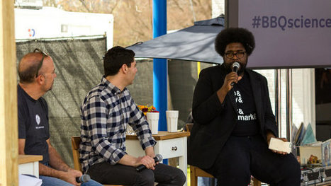 Take a Freewheeling Journey With Questlove and His Chef Friends | Modernist Cuisine | Scoop.it