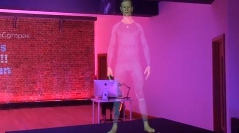Tweetes tes ordres et le robot dansera | Innovate Me | Scoop.it