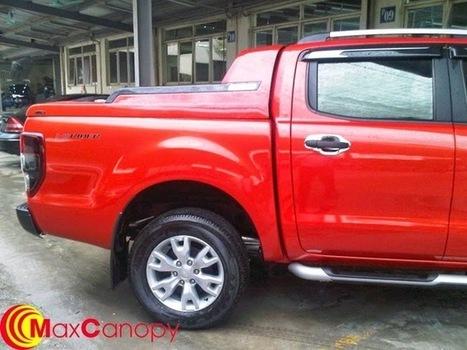 Nắp đậy thùng Ford Ranger thấp SCR-Sport/All New - Nắp thùng Canopy xe bán tải 2014   Tổ hợp Chung cư HH Linh Đàm   Scoop.it
