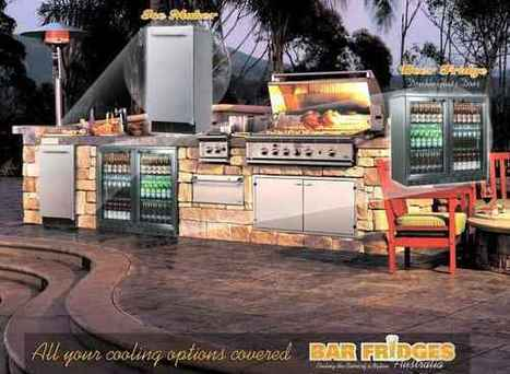 What Are The Different Types Of Appliances for Your Outdoor Kitchen | Different Types Of Appliances for Your Outdoor Kitchen | Scoop.it