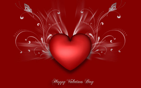 Valentine Wallpaper | Christmas Party Food | Scoop.it