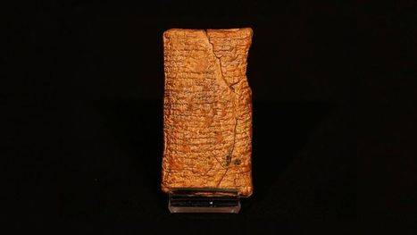 4,000-Year-Old Tablet Gives New Details on Noah's Ark | General Interest | Scoop.it