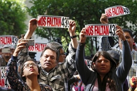 A Damning Report on Mexico's Missing 43 Students   critical reasoning   Scoop.it