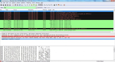 Identify Possible Infection of Malware Into the Wireshark Capture File | PredragTasevski.com | H4x0r5 Playground | Scoop.it