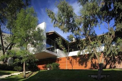 Twitter / hsarquitectura: Casa Siete • SIETE HOUSE ... | Francisco Muzard | Scoop.it