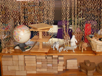 Play-Based Classroom: Reggio-Emilia: How To Bring the Most Out of Your Early Learning Environment | Full Day Kindergarten | Scoop.it