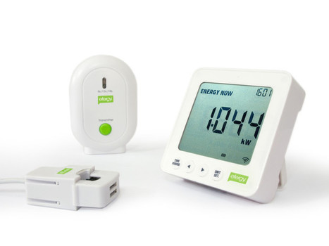 Hi-tech Electricity Consumption Meters For Power Management By Efergy | Energy Monitors | Scoop.it
