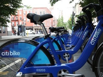 Citi Bike's soft launch opens today | Sustainability Science | Scoop.it